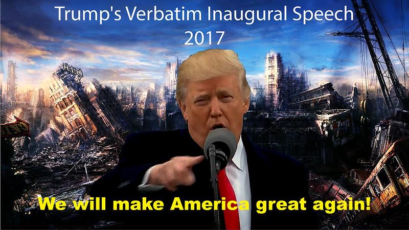 Trump Making America Great
