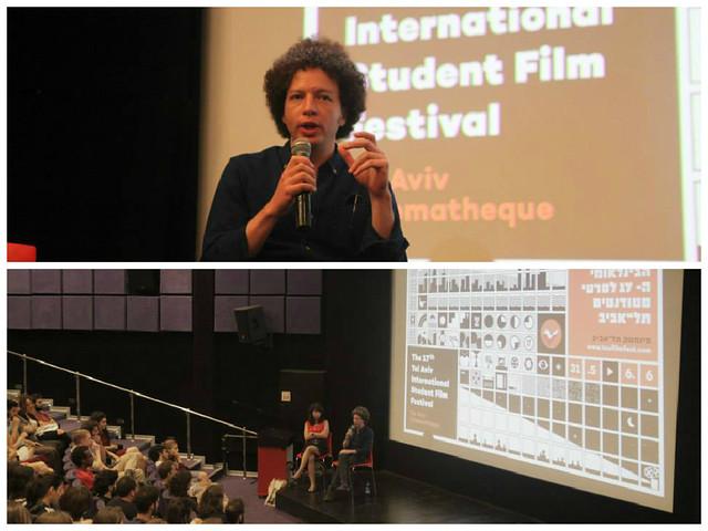 Michel Franco invitado especial en el Tel Aviv Internacional Student Film Festival