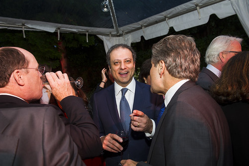 Preet Bharara | by Financial Times photos