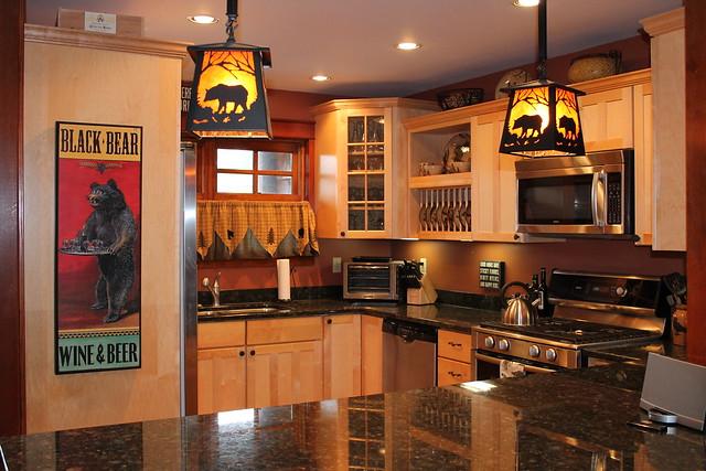 Balsams kitchen shot