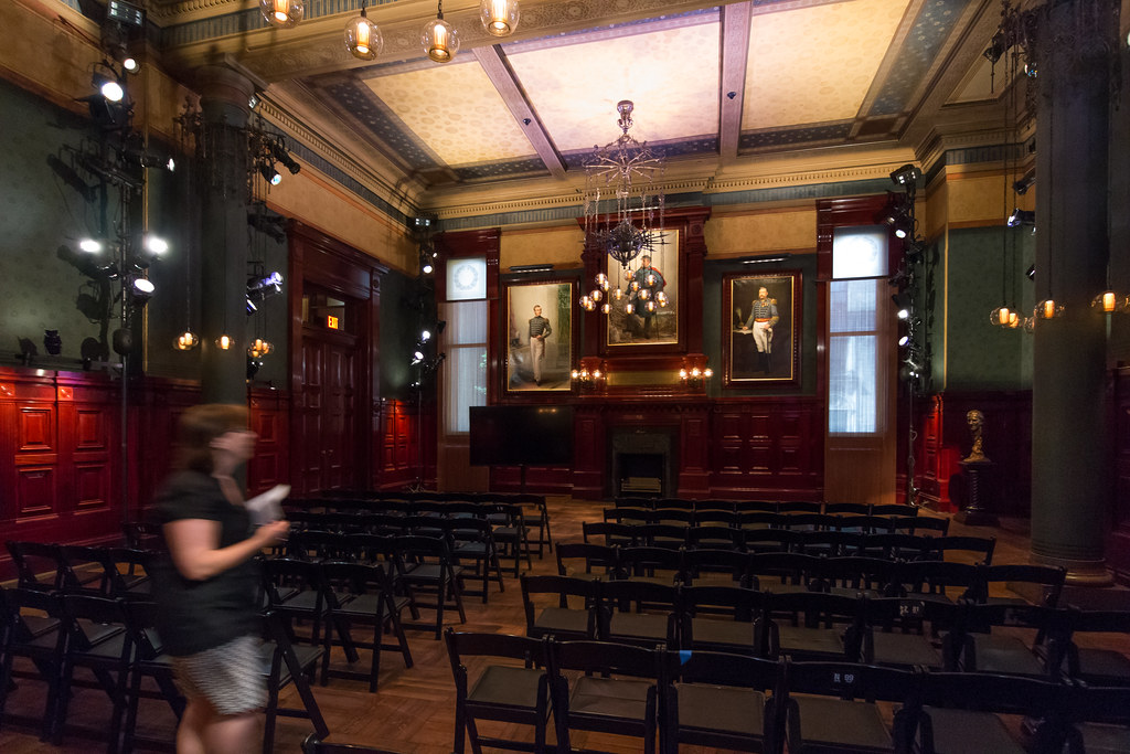 Park Avenue Armory Board Of Officers Room