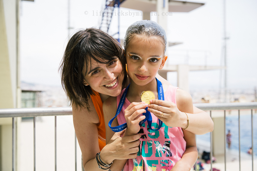 Momento con mama junio-Mireia Navarro