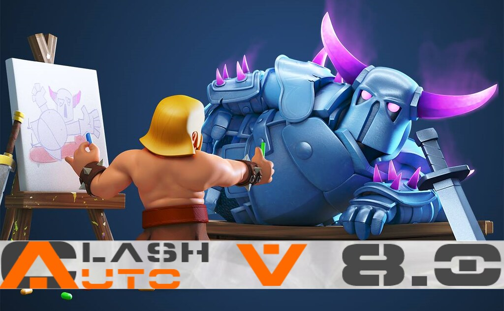 clash royale порно арты