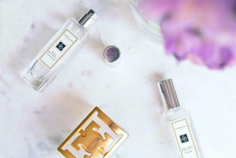 empty perfumes