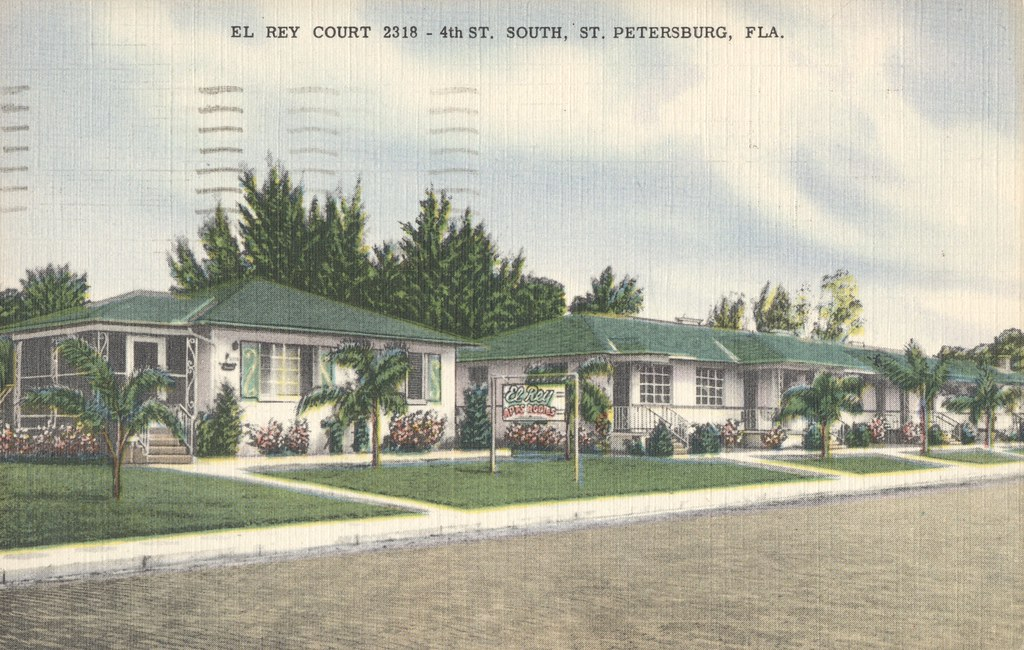 El Rey Court - St. Petersburg, Florida