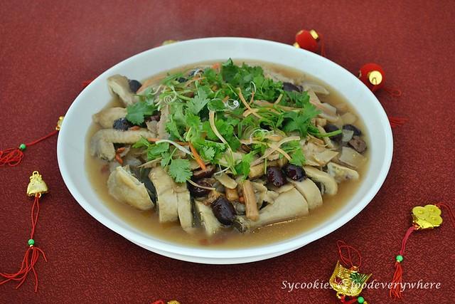 7.Lunar New Year Culinary Delight @ Silka Hotel Cheras