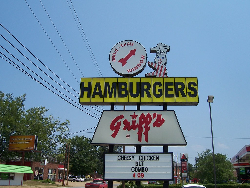013 Griff's Hamburgers Ruston