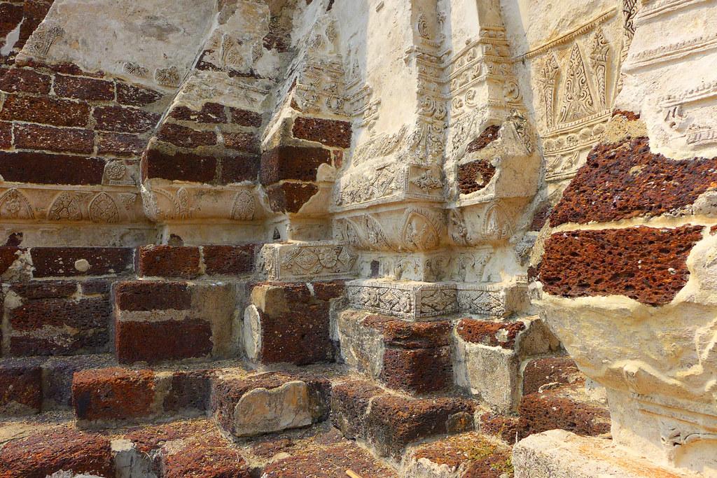 Thaïlande - Ayutthaya - 072 - Wat Ratchaburana