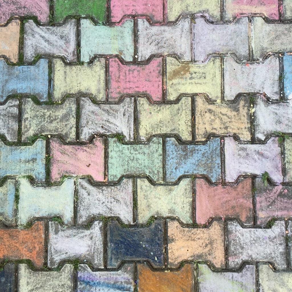 Sidewalk Chalk (6/5/15)