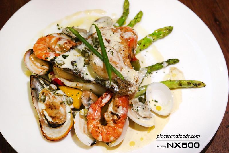 eau de vie bangsar nexus seafood platter
