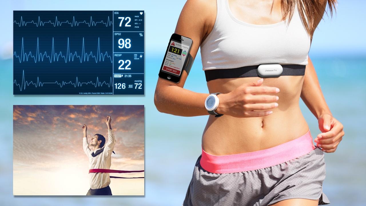 Bạn nên theo dõi nhịp tim, huyết áp trong khi tập thể dục nếu đang mắc bệnh tim mạch