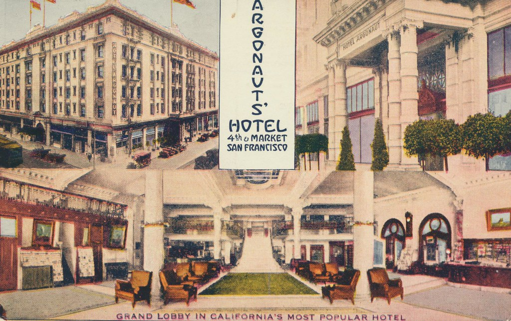 Argonauts' Hotel - San Francisco, California