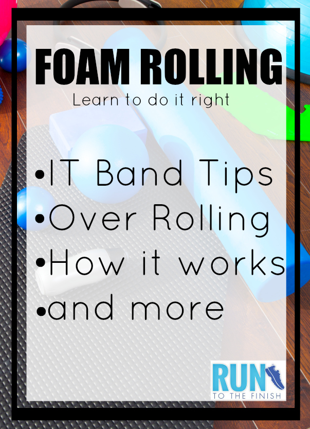 Stop making these foam roller mistakes - you could be making your IT Band worse