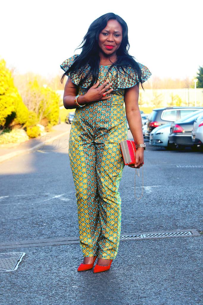 ... jumpsuit, chitenge jumpsuit, jumpsuit trends, latest fashion kitenge
