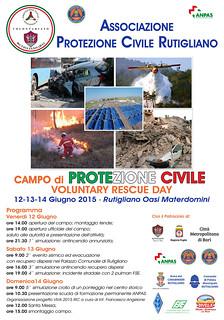 Rutigliano-Protezione Civile