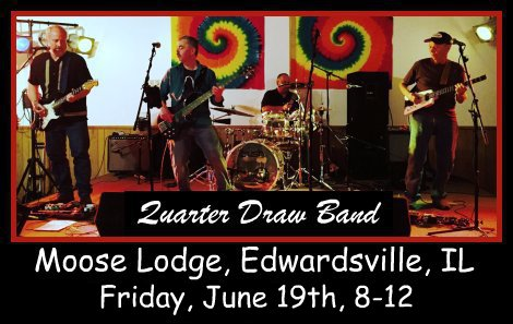 Quarter Draw Band 6-19-15