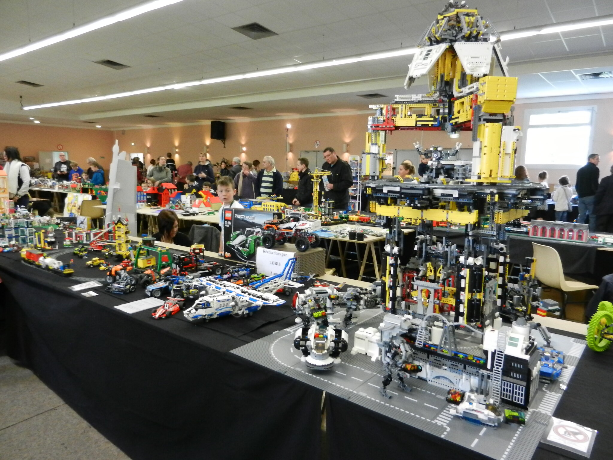 [Expo] Compte-rendu de la Briqu'Expo de Mulsanne 18790097832_1a79508781_k