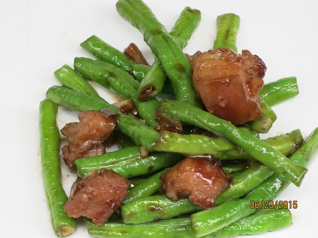 IMG_8120: DIY Stir-fried green beans with Wok Sauce