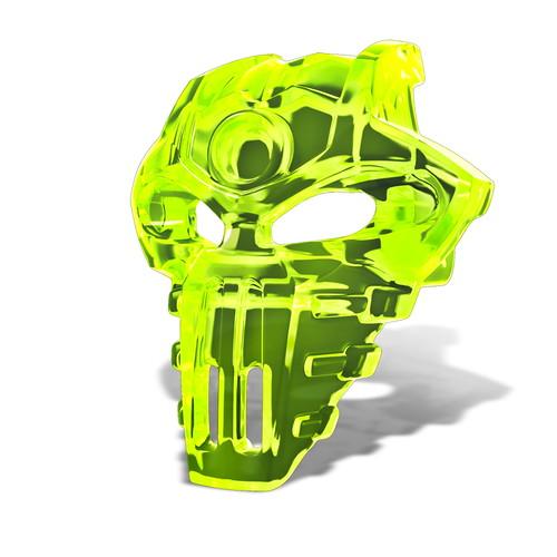 LEGO BIONICLE Skull Scorpio Mask SDCC 2015