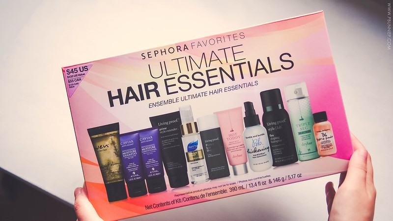 Sephora Ultimate Hair Essentials