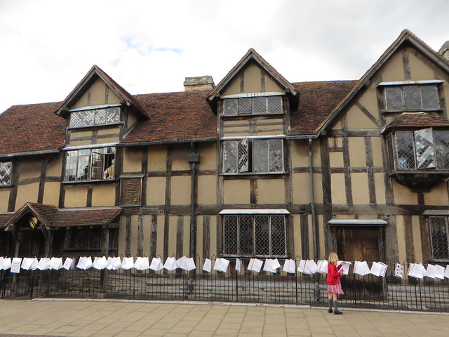 Stratford Upon Avon Visiting Shakespeares Birthplace And Grave