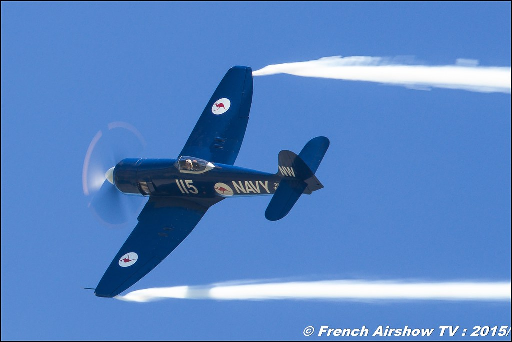 Sea Fury ,HAWKER SEA FURY FB MK11 - F-AZXJ, Christophe Jacquard , BA-116 Luxeuil 2016 , Meeting de l'air luxeuil, Meeting Aerien 2015