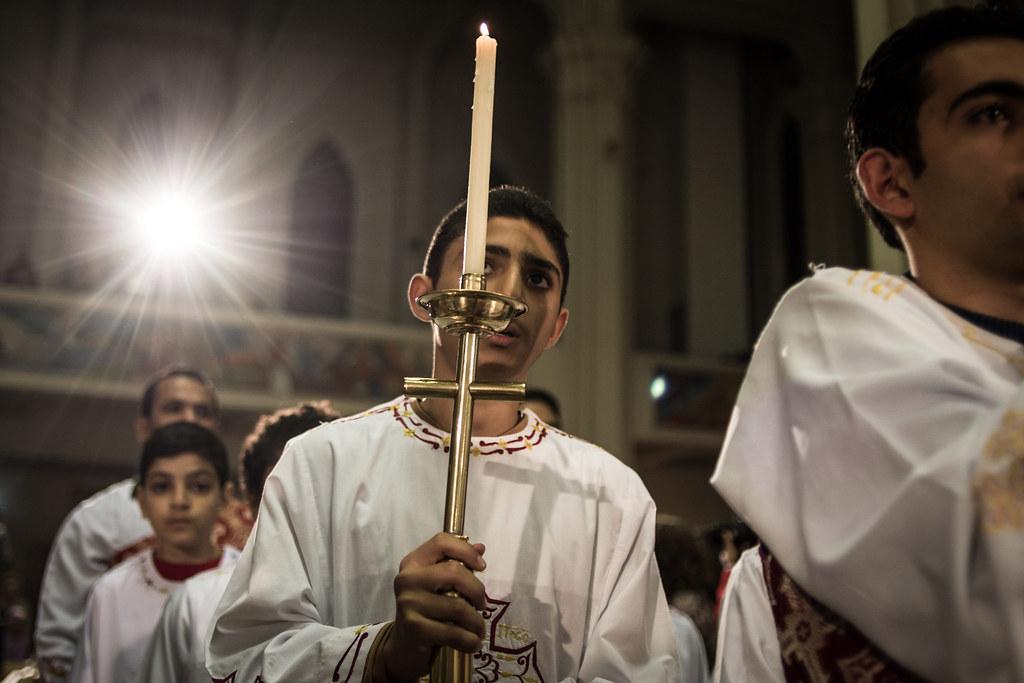 Egyptian catholic