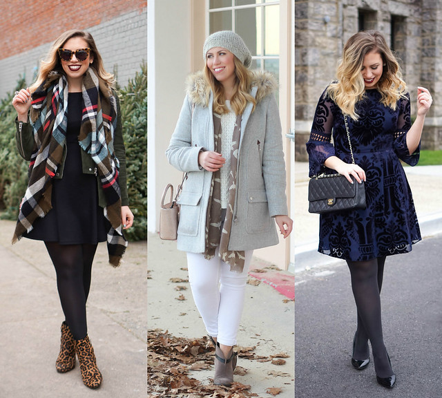 Winter Outfits Best of 2016