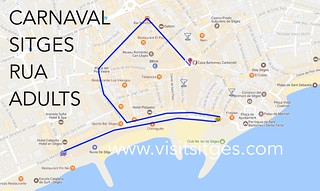 Rua Adultos Carnaval Sitges