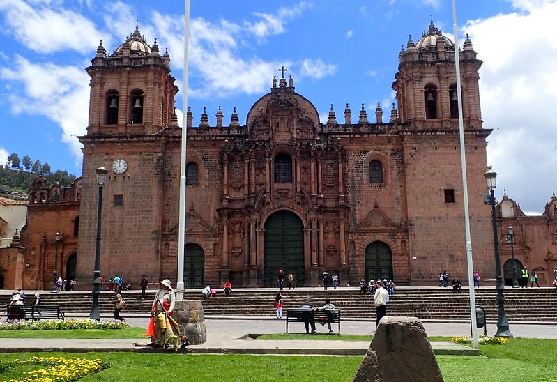 Catedral Basílica de la Virgen de la Asunción, Cusco.