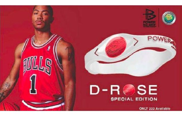 Power Balance D-Rose