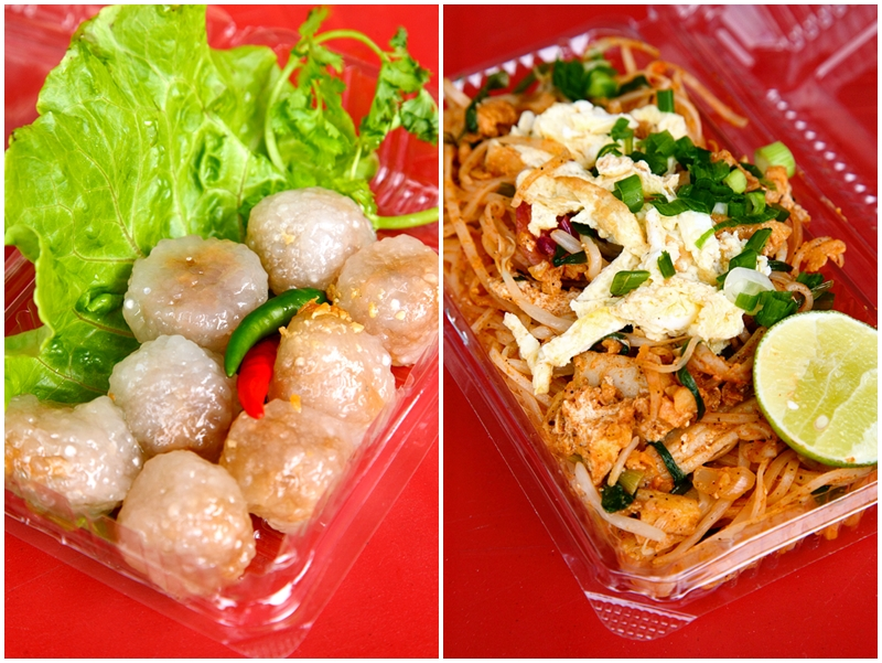 Sago and Pad Thai