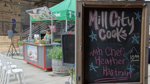 July 4, 2015 Mill City Farmers Market