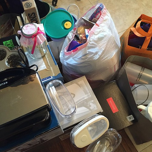 172:365 We've talked for some time about buying a bigger house. But I've come to realize I don't need a bigger house, just less stuff in this house. Round 1 of kitchen cleanout today and it feels awesome!