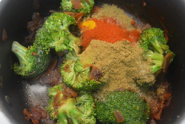 Broccoli Curry Recipe