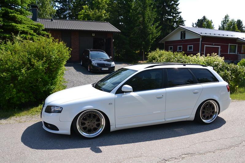 Zoml: Audi A4 B7 Avant //Mätäs Crew 19225168960_bd27f8d0fd_c