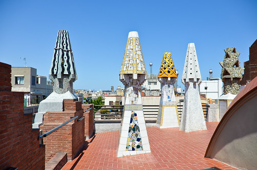 Gaudi's Palau Güell