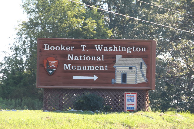 Booker T Washington National Monument