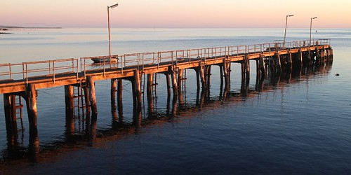 Kingscote Jetty (First Sun)