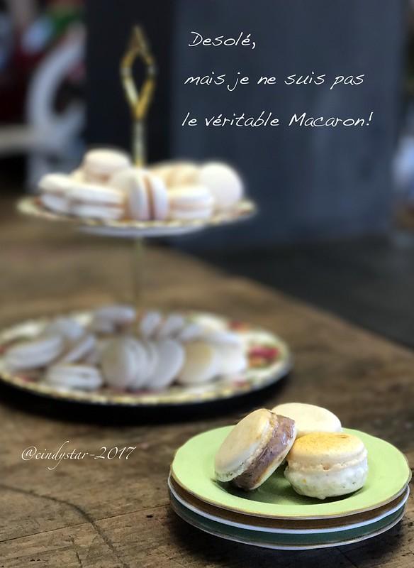 pseudo macarons
