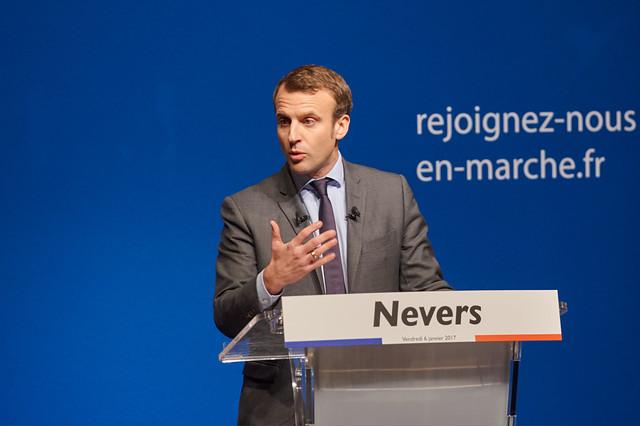 Macron Nevers