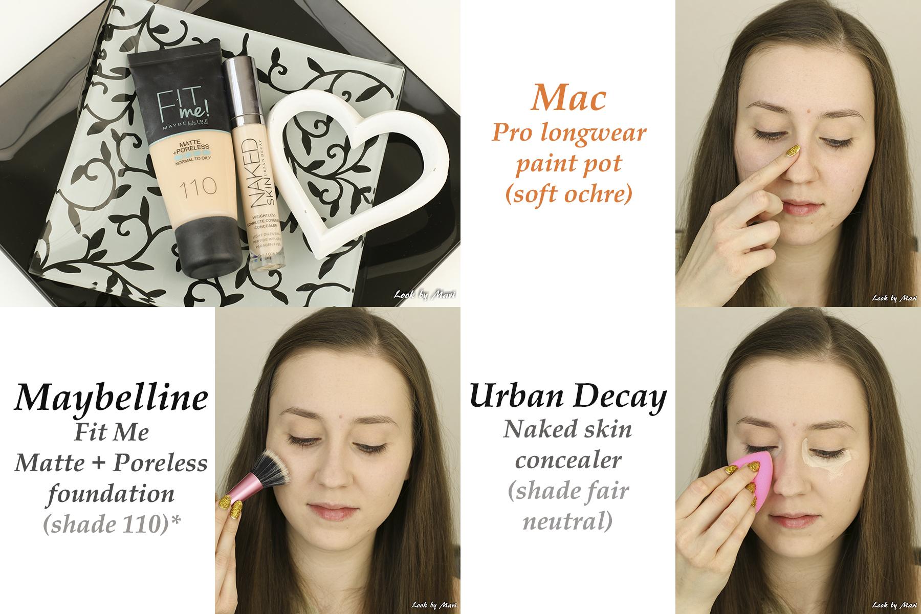 5 my everyday long lasting base makeup minun arkimeikin pohja pitkäkestoinen