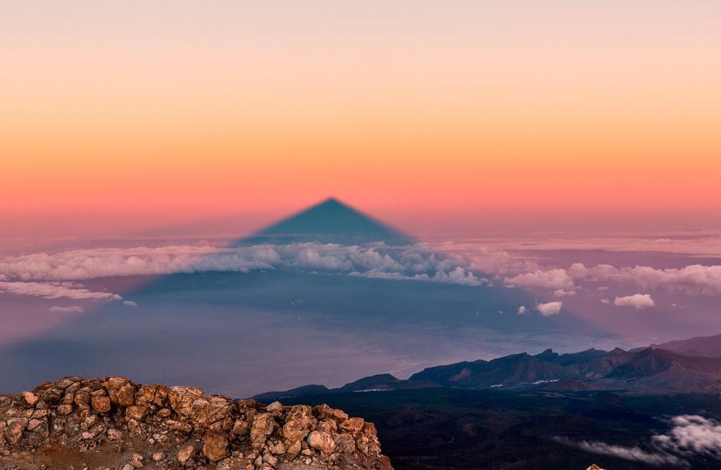 Subir al pico del Teide para ver el amanecer