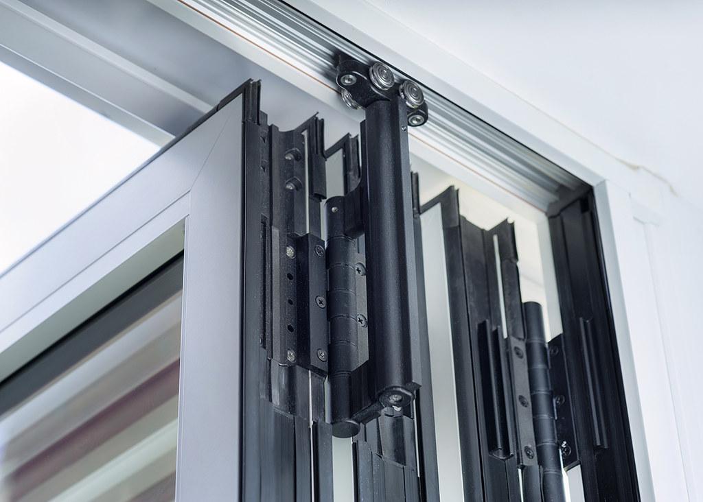 Warmcore Evolution Of Bi Fold Doors Warmcore Homes Blog