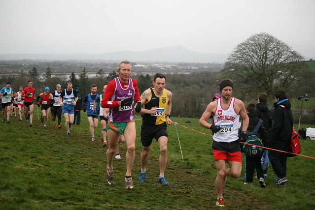 Masters XC and Juvenile B: WIT Feb 12th 2017