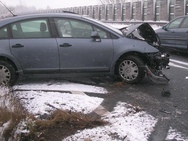 Car Accidents Winter Idaho