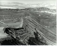 Ubehebe Crater,Death Valley,California,Oct 1981    431-9