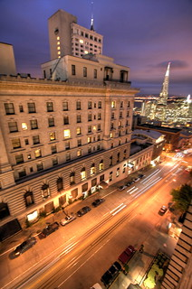 HDR California St Dusk | by Automatt
