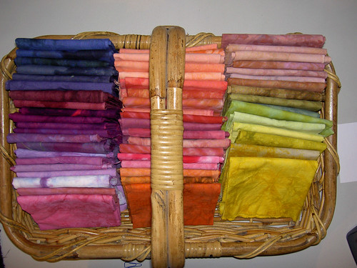 basket of fabric | by leap-of-faith