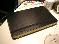 Debossing your Moleskine 3 | by bluman